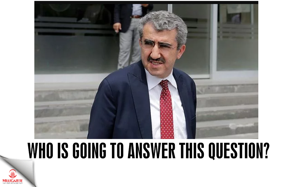 Who is going to answer this question?