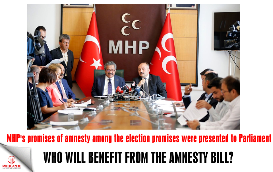 Who will benefit from the amnesty bill?