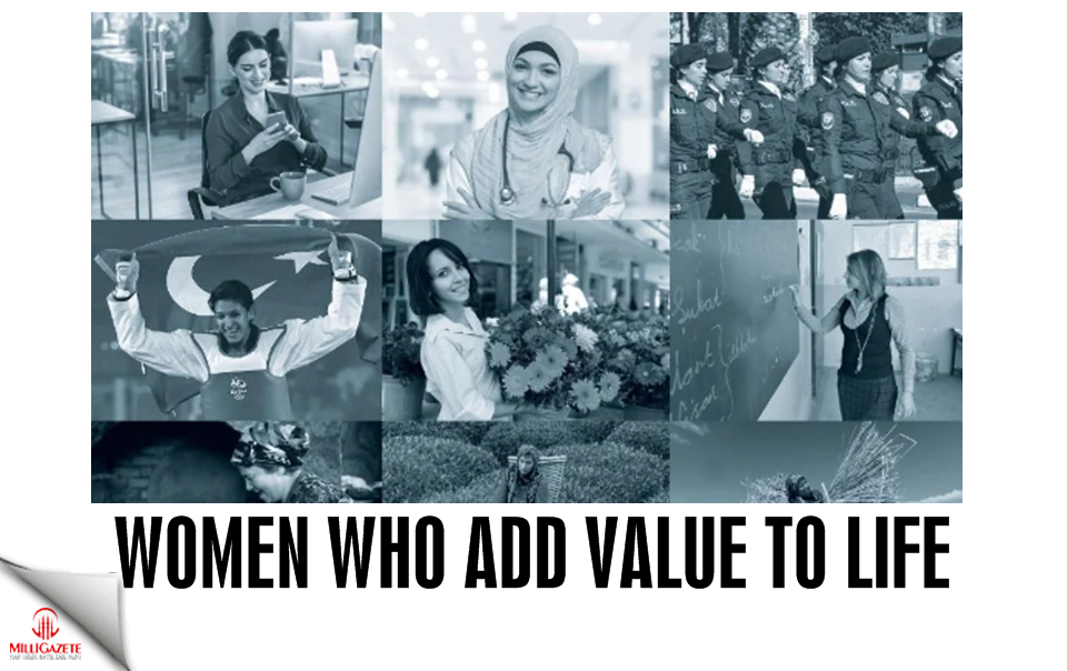 Women who add value to life