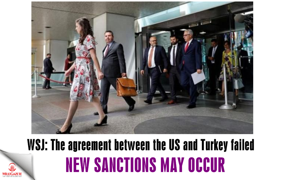 WSJ: The agreement between the US and Turkey failed