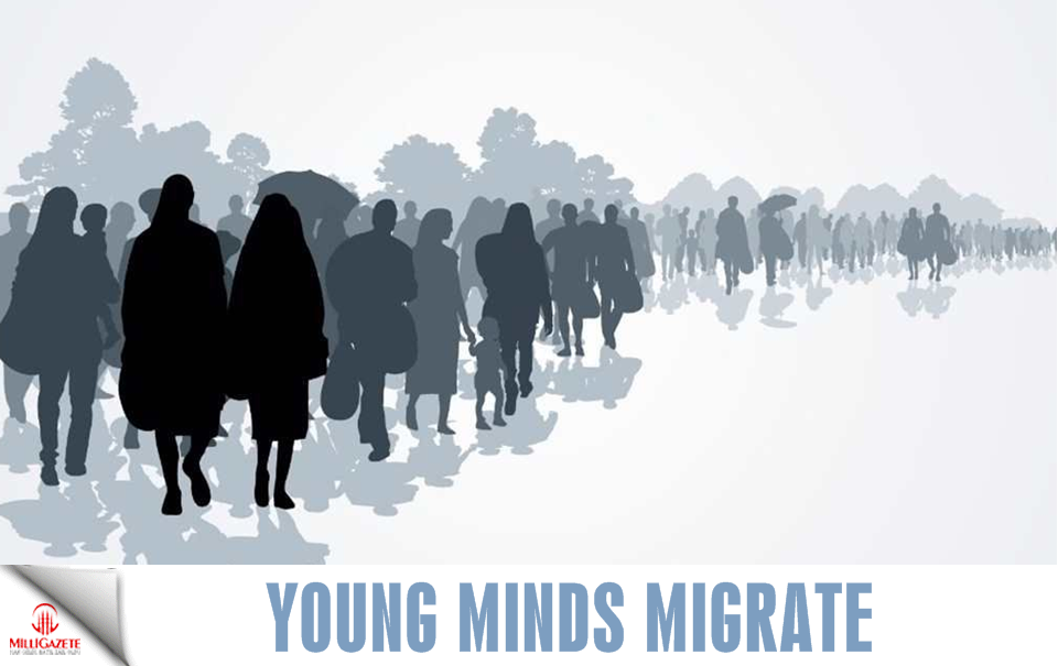 Young minds migrate