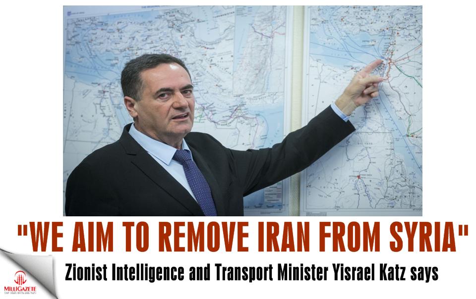 Zionist minister: