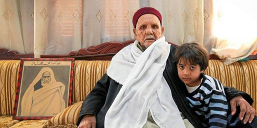 'Desert Lion' Omar Mukhtar's only son dies at 97