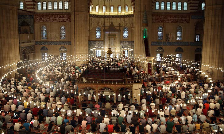 'Muslim holiday of Eid al-Adha to determine whether COVID-19 cases will surge in Turkey'