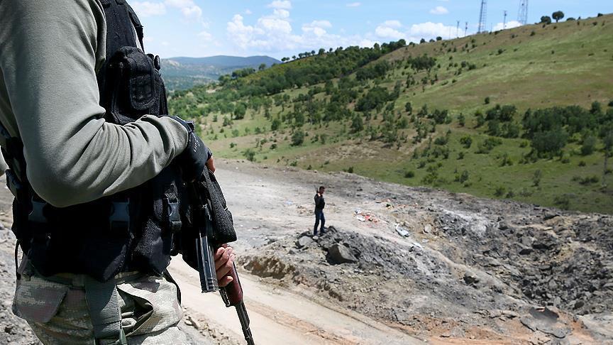 11 PKK terrorists 'neutralized' in Turkey last week