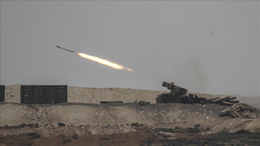 1,266 terrorists neutralized in Turkeys Afrin operation
