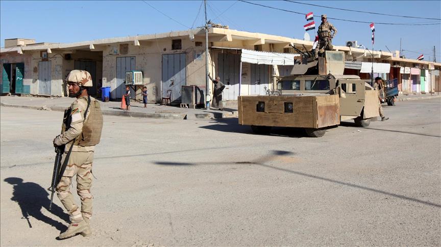 15 Iraqi guards killed in Daesh attack near Jordan border