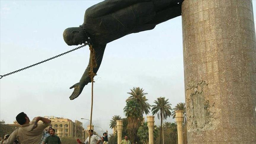 15 years after Iraq invasion, Saddam's remnants in disarray