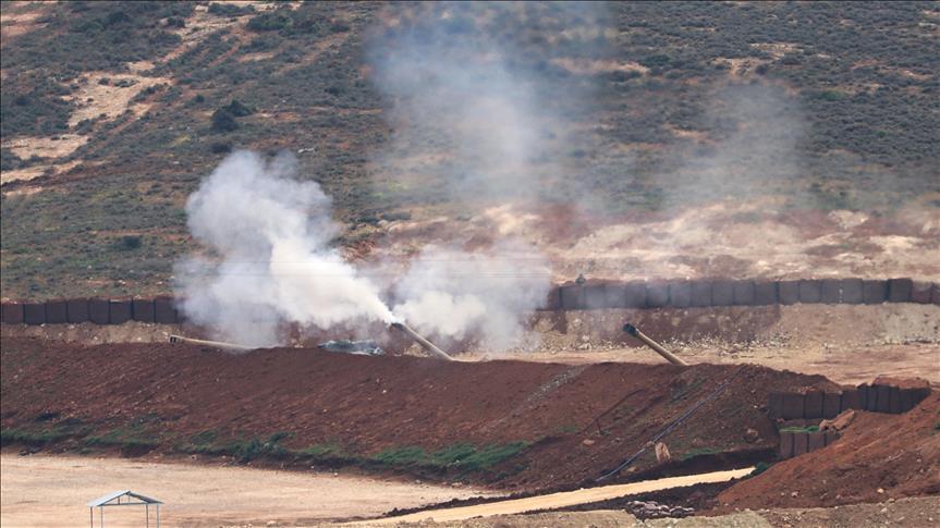 1,800+ terrorists 'neutralized' in Turkey's Afrin op