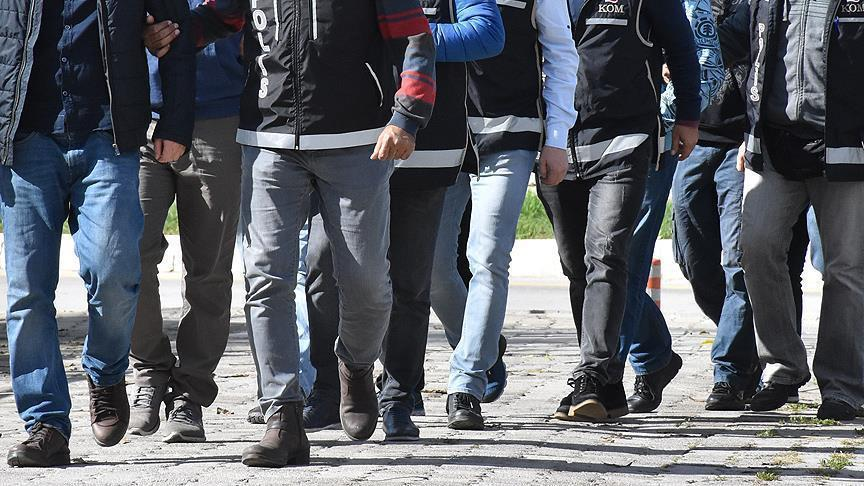 18 PKK/KCK suspects arrested in eastern Turkey