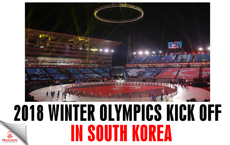 2018 Winter Olympics kick off in South Korea