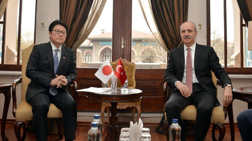 2019 to be Turkish year in Japan: Minister
