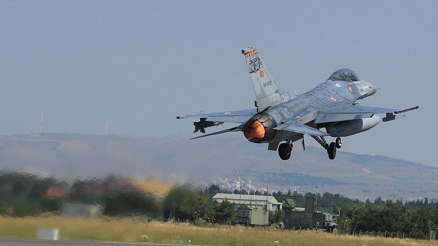 20 Daesh killed in Airstrikes in Syria