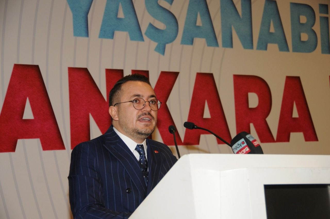 Saadet Party held 7th Ordinary Congress of Ankara Provincial Directorate