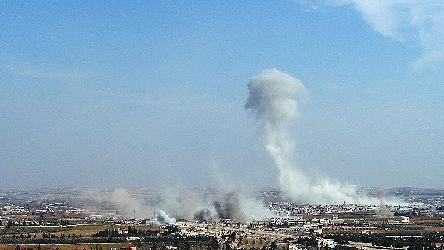 27 Daesh terrorists killed in Syria
