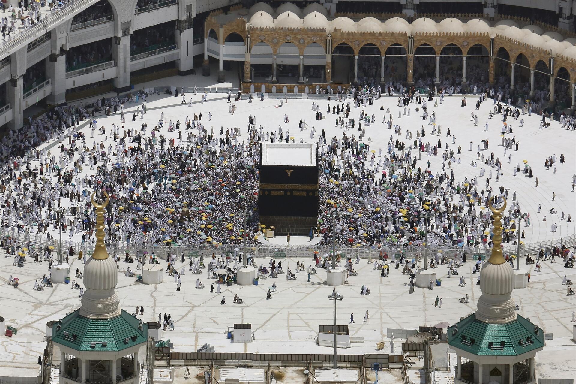 28 Turkish pilgrims die during Hajj pilgrimage season