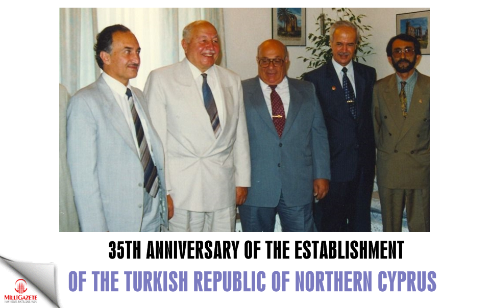 35th anniversary of the establishment of the Turkish Republic of Northern Cyprus