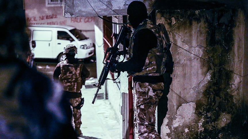46 PKK killed, over 1,100 FETO held in 1 week in Turkey