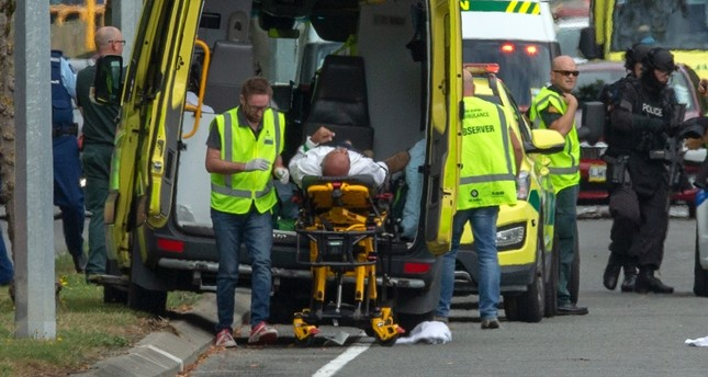 49 killed, 48 injured in terror attack on mosques in New Zealand's Christchurch