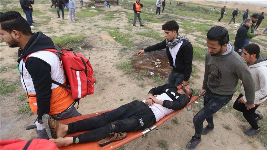4 Gazans martyred by Israeli fire amid Land Day