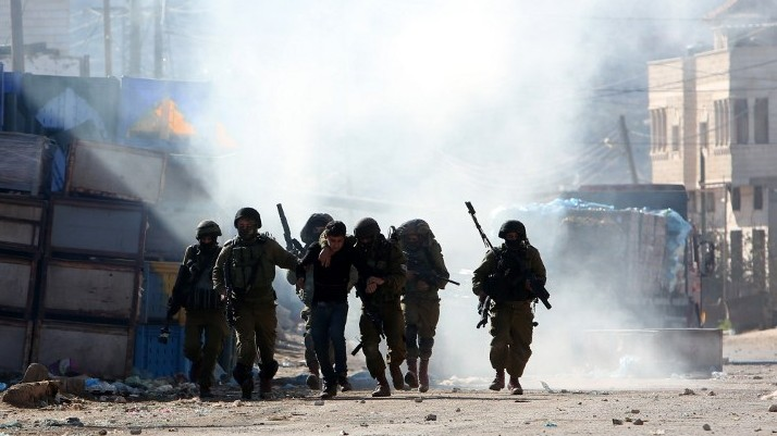4 Palestinians martyred by terrorist Israel in West Bank