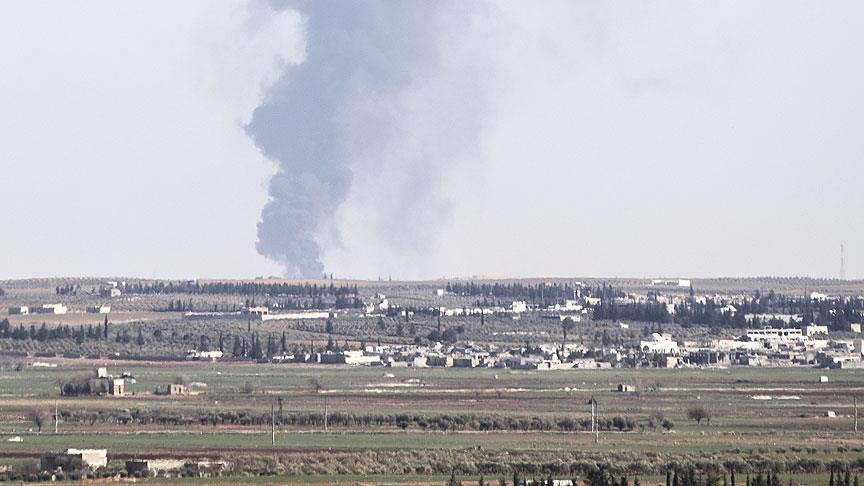 56 terrorists killed in northern Syria