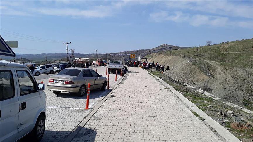 5 civilians killed in PKK attack in SE Turkey