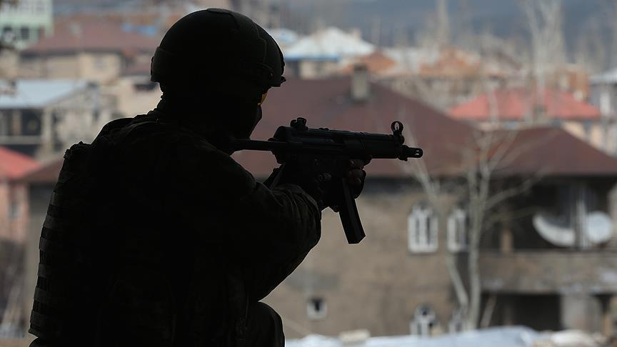 5 PKK terrorists killed in Turkey