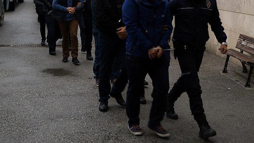 5 ranking PKK/KCK suspects detained