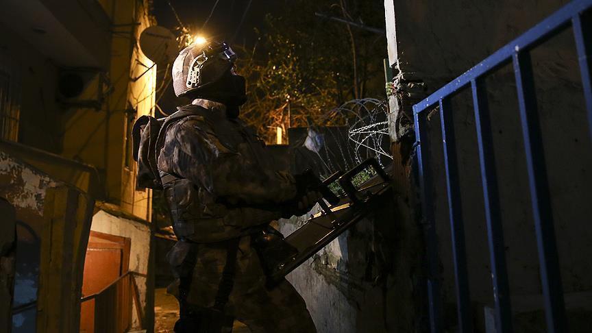 67 terrorists neutralized in February