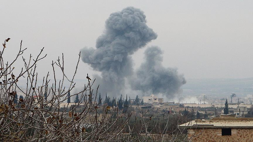 77 Daesh targets destroyed, 13 terrorists killed in Syria