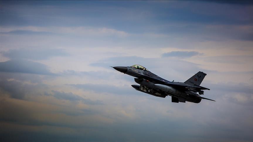 8 PKK terrorists 'neutralized' in SE Turkey