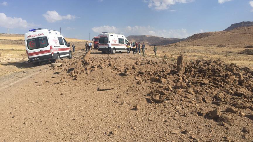 2 martyred, 8 injured by terror attack in Turkey