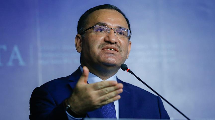Justice minister Bozdag slams Germany over rally ban