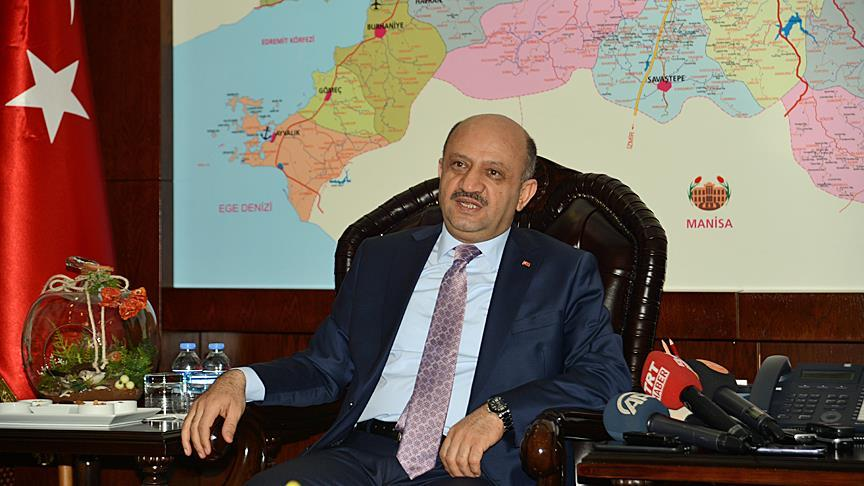 Minister Isik: Turkey expects US to keep promises on PKK/PYD