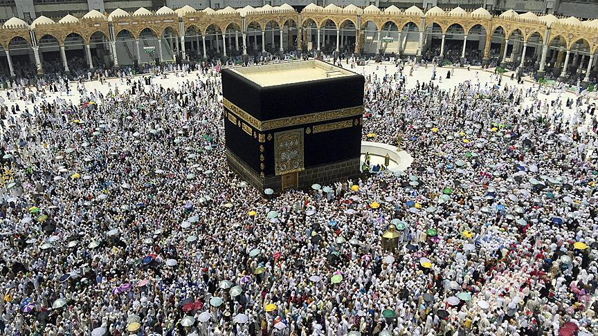Nigerian president condemns missile attack on Mecca