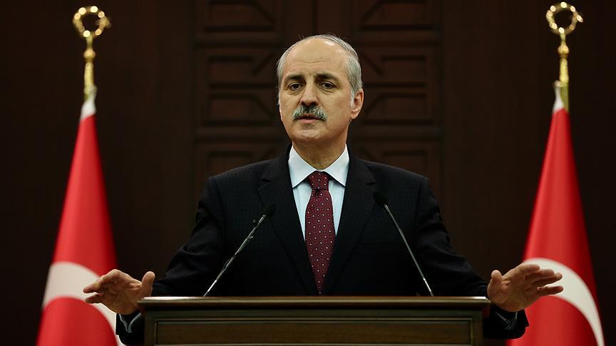 Turkish deputy PM: Daesh video was fabricated