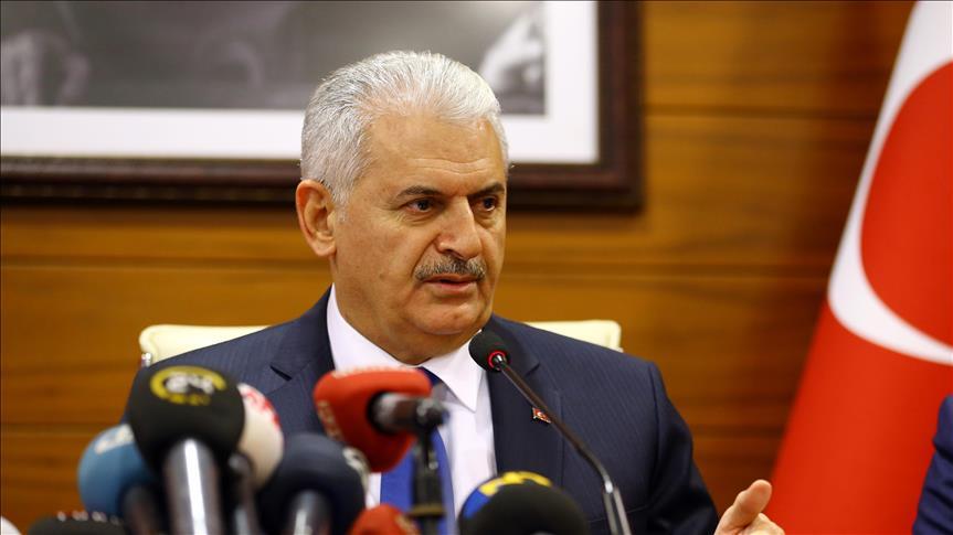 Turkish, Iraqi Kurdish region premiers discuss Mosul