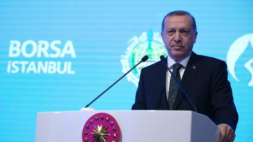 Turkish president criticizes high interest rates