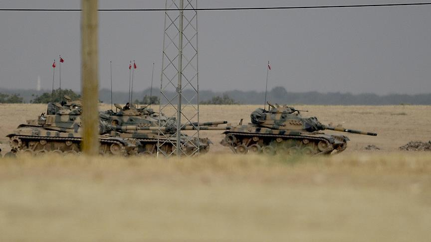 A Turkish soldier martyred in Daesh attack in nothern Syria