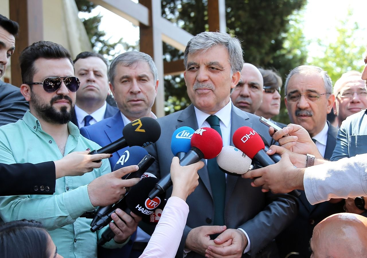 Abdullah Gul will announce the election decision today
