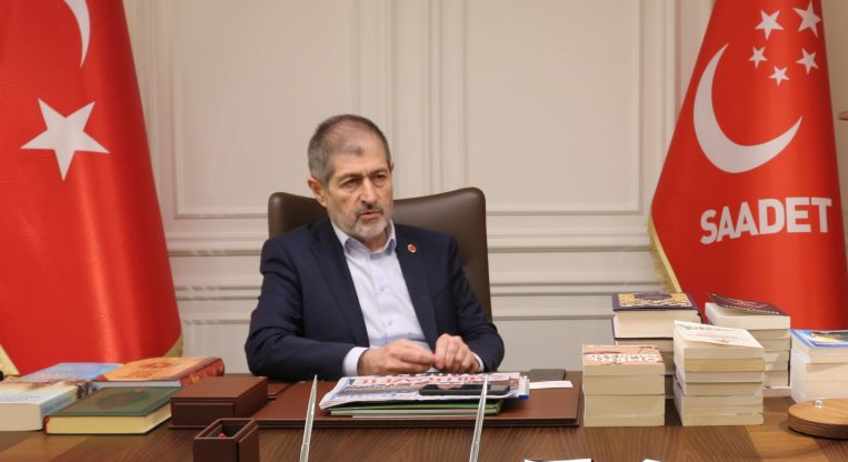 "Abdullah Sevim: ""If there will be one party, then there will be a monarchy"""