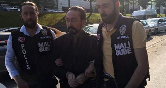 Adnan Oktar is in custody! Operation launched to arrest 235 people