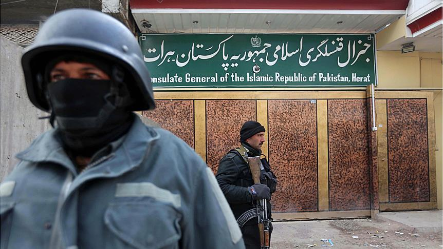 Afghanistan calls Pakistan's ambassador over shelling