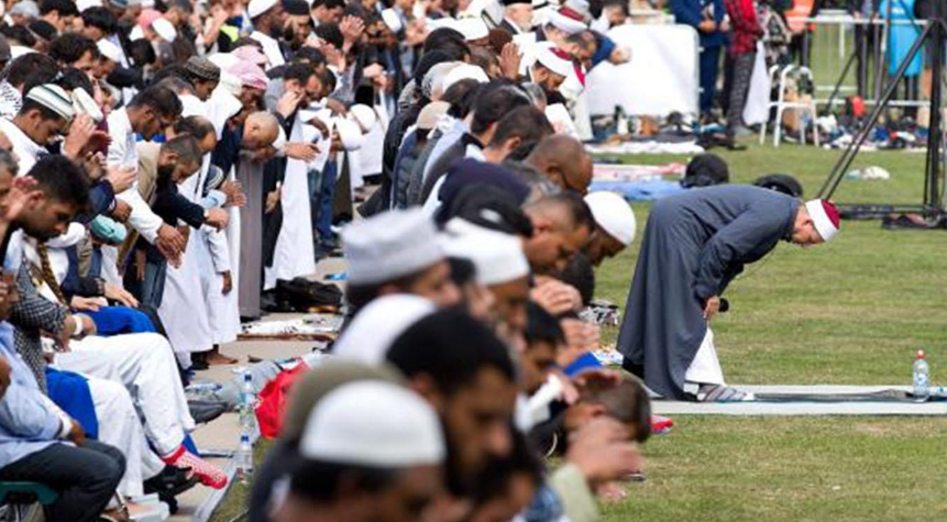 After the massacre of mosques in New Zealand, the first khutbah touched hearts