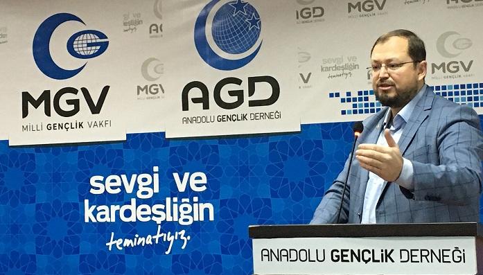 AGD head Turhan: