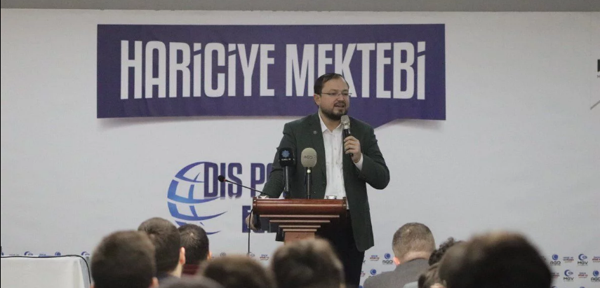 "AGD President Salih Turhan: ""Muslims are one nation"""