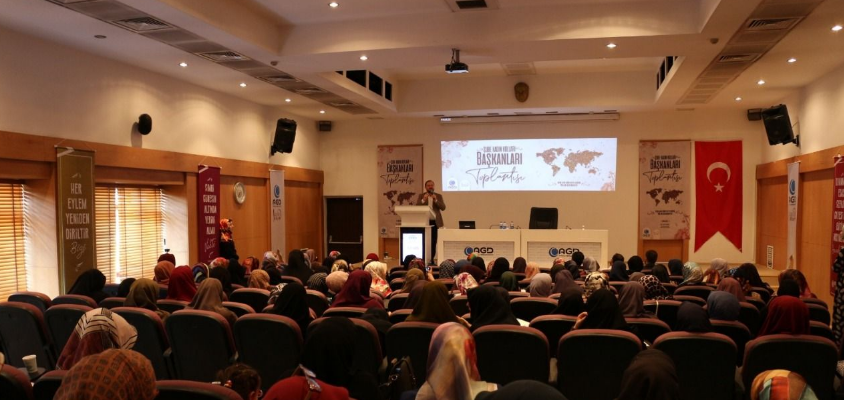 AGD President Salih Turhan: