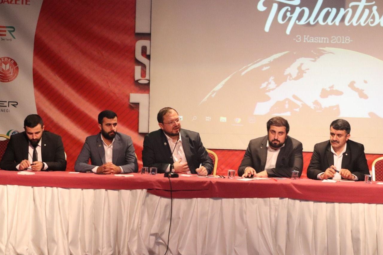 AGD President Turhan: