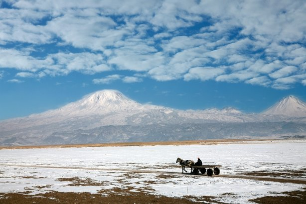 Ağrı: The land where humankind expanded from descendants of Noah
